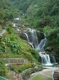 Rock Garden Darjeeling Stunning Waterfall At Rock Garden Picture Of Barbotey Rock