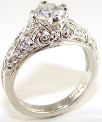 Antique Wedding Rings by Wedding Rings Antique Engagement Rings For Sale Flower