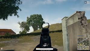 pubg 2x scope sights optic reticule improvements suggestions gameplay