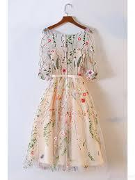 floor length short sleeve fast shipping prom dresses simi bridal