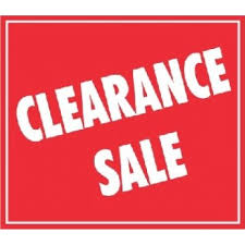 sticker clearance sale 250 sales stickers tickets pricing