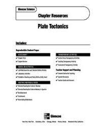 plate tectonics glencoe mcgraw hill pdf drive