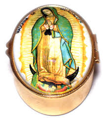 our of guadalupe rosary free catholic gifts our of guadalupe rosary boxes from italy