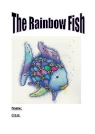 rainbow fish activity booklet kayld teaching resources tes
