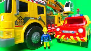 fireman sam venus inspect dickie toys mobile crane
