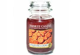 yankee candle review spice cookie