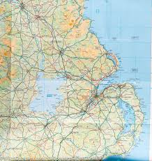 Map Ireland Ireland Attractions Map Related Keywords U0026 Suggestions Ireland