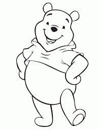 winnie pooh coloring pages kids 82730