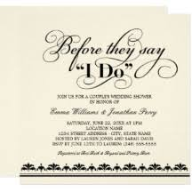 couples wedding shower invitations couples wedding shower invitations announcements zazzle