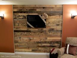 Wood Accent Wall Tv Ideas