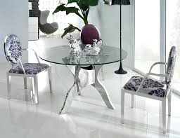 All Glass Dining Room Table Glass Dining Room Table And Chairs Fantastic Design Of The Glass