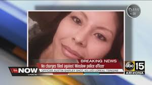 Sho Loreal no charges filed against winslow officer in deadly shooting
