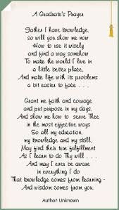 my prayer for graduates and use it in your parish or home