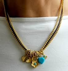 necklace with charms images Fish amulets love protection prosperity charm necklace amulets jpg
