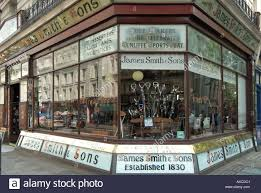 holborn james smith sons old style shop famous for its umbrella