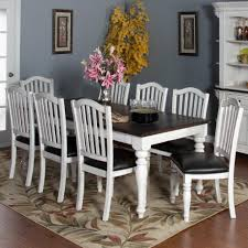 sunny designs bourbon country 9 piece extension dining table set