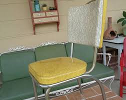 Yellow Kitchen Table And Chairs - formica etsy