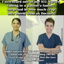 Happy Nurses Week Meme - happy nurses week imgur