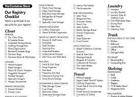 diy wedding registry store wedding registry checklist hirschberg diy wedding