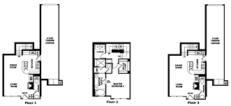 Garage Loft Floor Plans 2 Car Tandem Garage Plans Universalcouncil Info