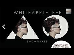 white apple tree snowflakes original musik