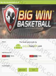 big win football hack apk big win basketball hack apk bucks and coins