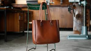 Handmade Leather Tote Bag - handmade leather bags for the haul from paterson salisbury