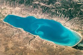 Bear Lake Utah Map by Nasa Visible Earth Bear Lake