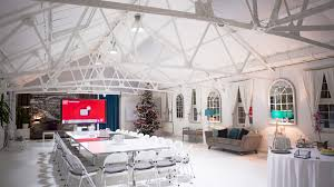 white loft business hire lumiere london