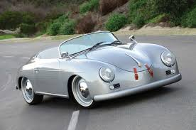 porsche speedster kit car 2 5 liter subaru powered 356 speedster reincarnation magazine