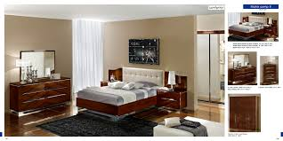 European Style Bedroom Furniture by Matrix Composition 8 W White Headboard Camelgroup Italy This