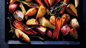 roasted root vegetables recipe health