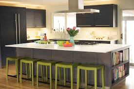 Countertop Stools Kitchen Contemporary Backless Bar Stools For Your Kitchen All