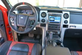 2013 F150 Interior 2013 Shelby Raptor Interior Ford F 150 Blog