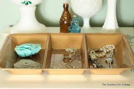 Making A Jewelry Box - make a jewelry organizer in minutes for less than 5 the country
