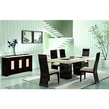 dining table italian marble room 6 chair set trend round drop leaf