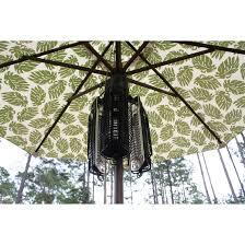 parasol patio heater electric heaters