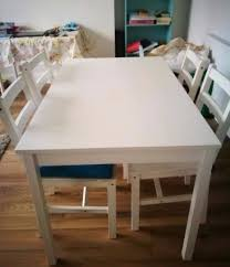 ebay dining table and 4 chairs dining table with 4 chairs ebay wood very firm in kingston london