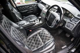 land rover 2007 interior 2007 land rover range rover sport ex david beckham classic car