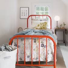 Rocking Bed Frame by Hamilton Bed Persimmon Schoolhouse Electric