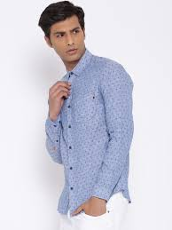 linen shirts buy linen shirts for men online in india myntra