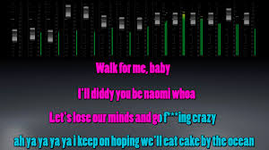 dnce cake by the ocean karaoke instrumental youtube