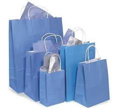 blue gift bags paper gift bags wholesale paper gift bags tote bags