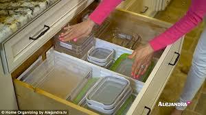 Alejandra Organizer America U0027s Most Organized Home U0027 Owner Shares Her Top Tips To Help