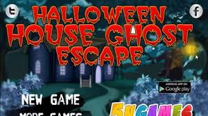 halloween house ghost escape walkthrough youtube