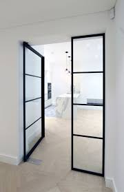 Cheap Interior Glass Doors by Best 25 Internal Glazed Doors Ideas On Pinterest Glass Internal