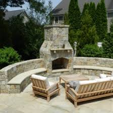 Outdoor Fireplaces And Firepits Light Up The Backyard Pits And Outdoor Fireplaces