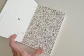 secret garden colouring book postcards greer goods ah