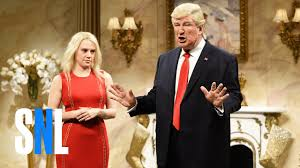 donald trump christmas cold open snl youtube