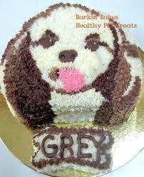 custom cakes u2013 barkin u0027 bakes healthy pet treats